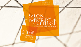 Salon International du Patrimoine Culturel 2015